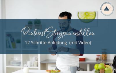 Pinterest Story Pin erstellen: 12 Schritte Anleitung (mit Video)